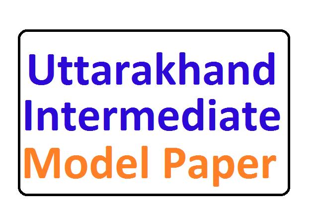 UK 12th Model paper 2020