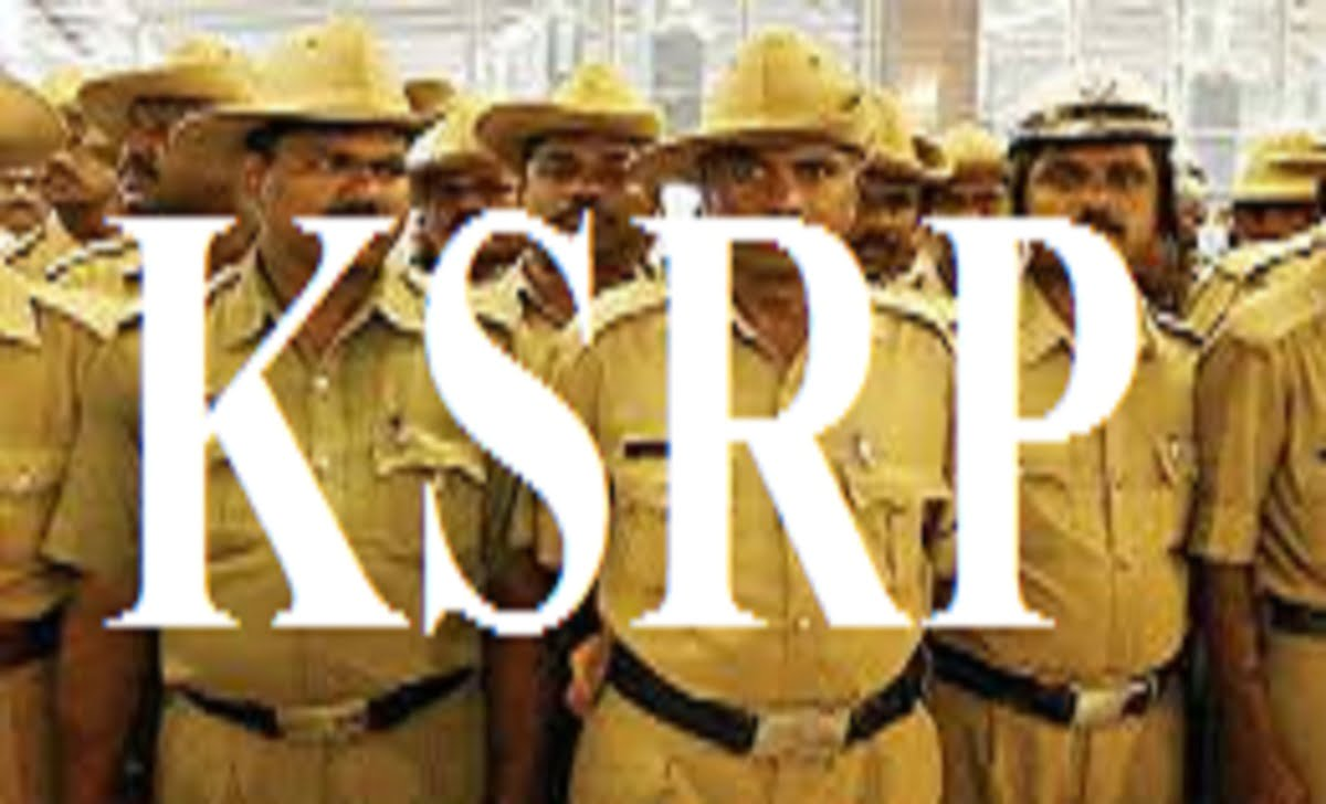 KSRP Constable Previous Question Paper 2020