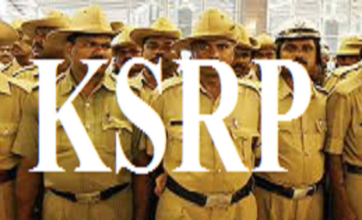 KSRP Constable Previous Question Paper 2020